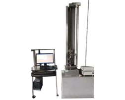 Electronic tensile machine